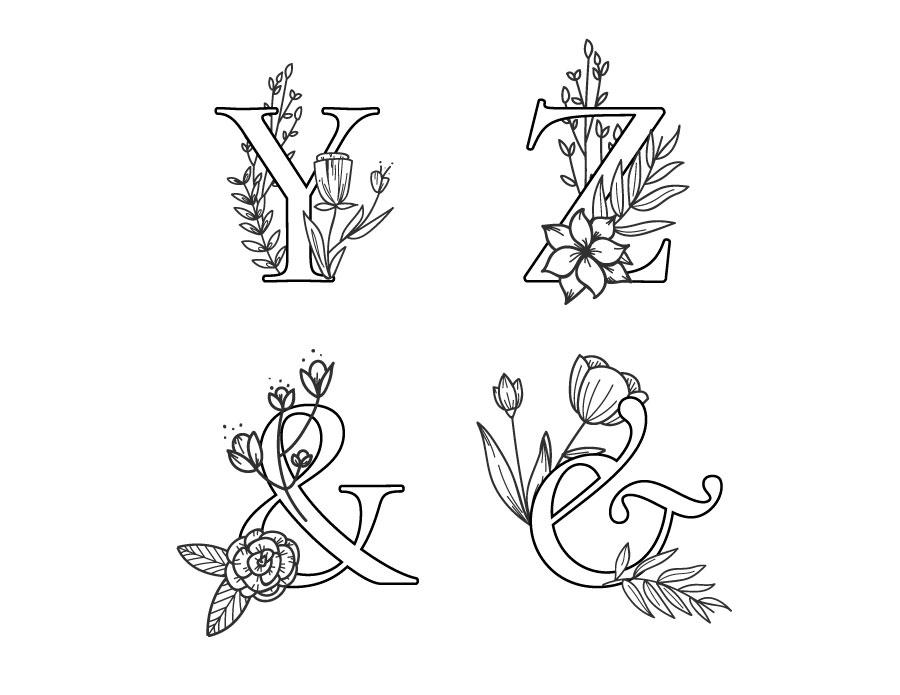 Affiche Alphabet Imprimer Dessin Gratuit Artherapie Ca