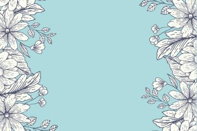Page à dessiner cadre fleurs couleurs
