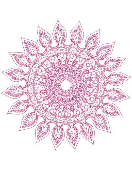 Mandala images à imprimer gratuites