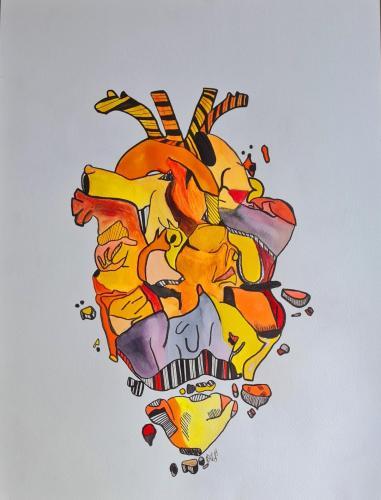 BMP – Cœur incomplet, cœur morceaux