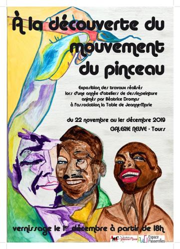 Affiche Migrants