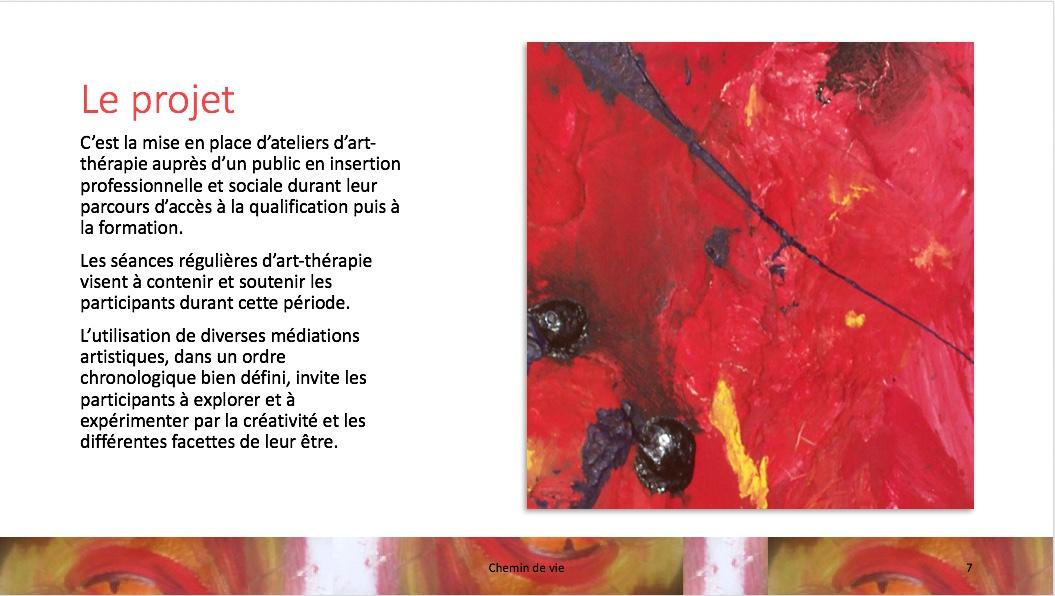 Chemins de vie p.7