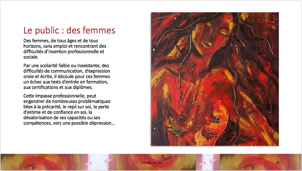 Chemins de vie p.9