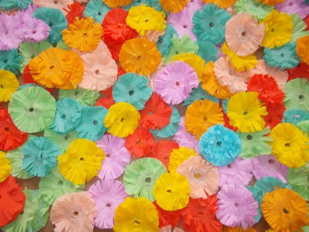 Fleurs hawaïennes 1