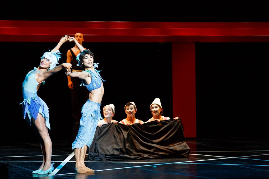 Human voice is the most wonderful prop for dance – choreographer Maurice Béjart's thoughts on The Magic Flute