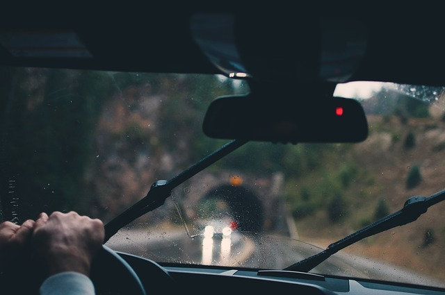 Daddy is Driving the Car ~ A short story by Susan Anwin