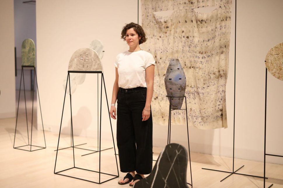 Sári Ember wins the Leopold Bloom Art Award