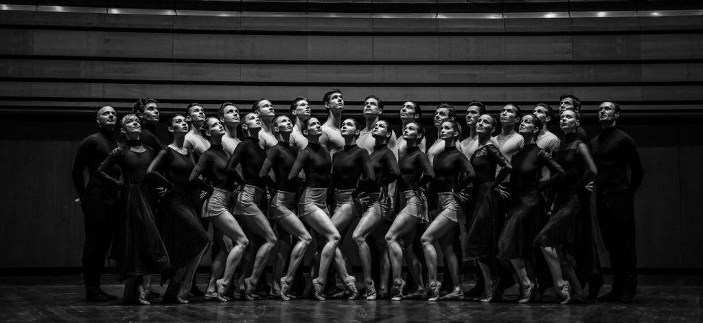I got so much from Félix Lajkó and the Győr Ballet Company – László Velekei on their newest production