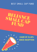 Best Small Cap Mutual Fund| Reliance Small Cap Fund