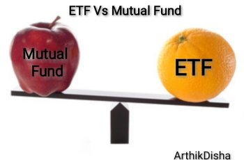Exchange Traded Funds Vs Mutual Funds