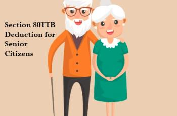 Section 80TTB for Senior Citizens