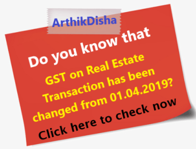 GST on Real Estate Transaction