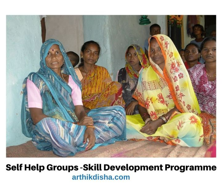 Self Help Groups in India