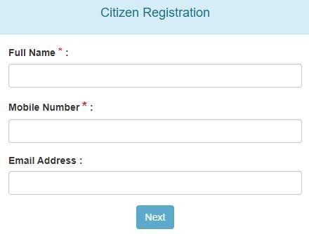 E District WB Citizen Registration Details-ArthikDisha