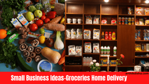 Small Business Ideas-Groceries Home Delivery