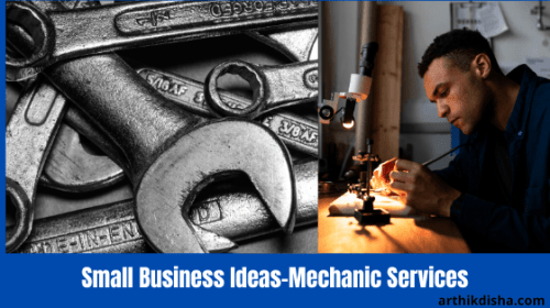 Small Business Ideas-Mechanic Services