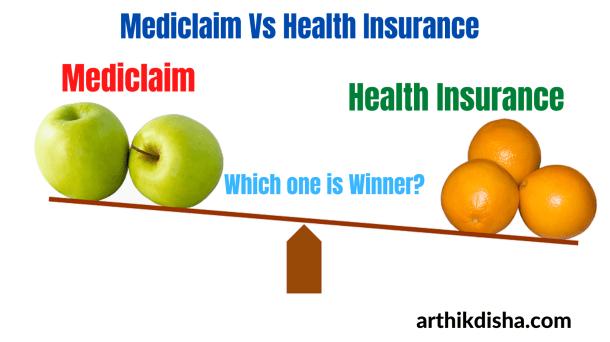 Mediclaim Vs Health Insurance