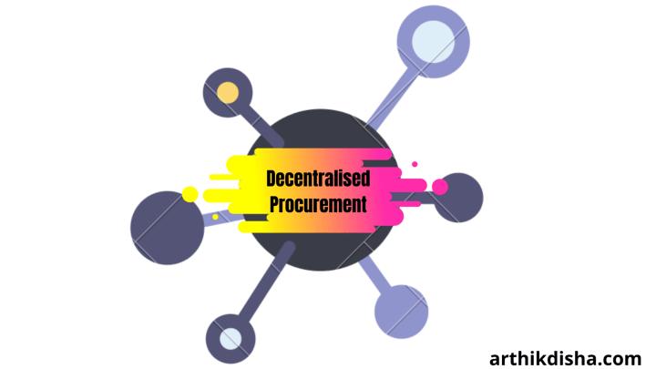 Decentralised Procurement System