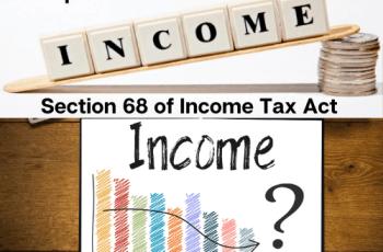 Unexplained Income-Section 68 of Income Tax Act