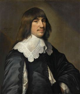 Henrick Hooft, later mayor of Amsterdam, 1640, Rijksmuseum