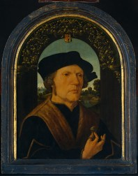 Jacob Cornelisz. van Oostsanen, portrait of Jan Gerritsz van Egmond, 1623, Rijksmuseum