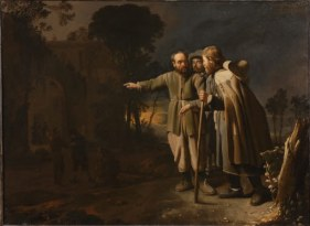 Michael Sweerts, Harbouring the Stranger, ca. 1650, 73.4 x 99 cm. Photo: Hans G. Scheib, Cologne
