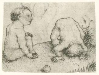 2. Unique impression (ca. 1470), 5.1 x 7.0 cm, Rijksmuseum