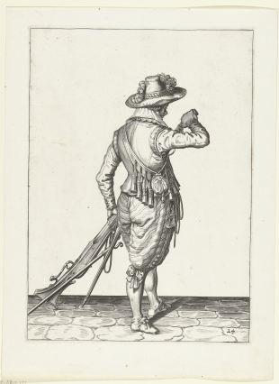 Jacob de Gheyn II, Rijksmuseum