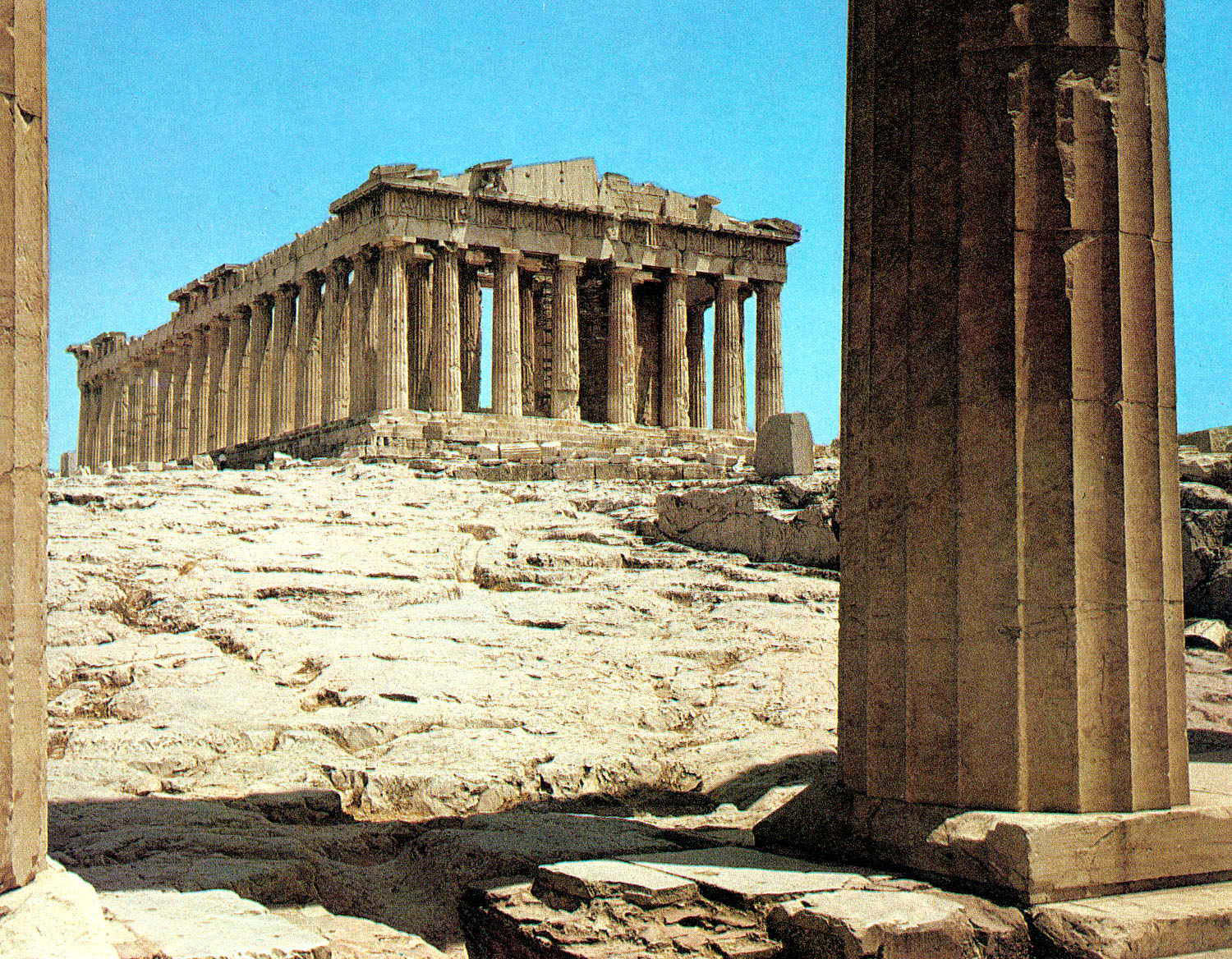 Greek Art Amp Architecture High Classical Architecture
