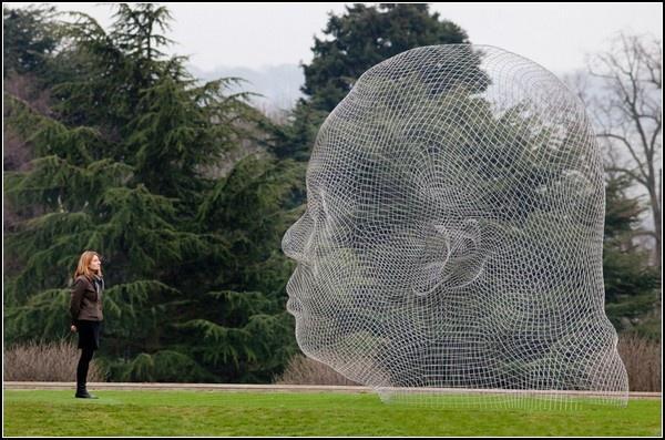 Парк скульптури у Львові