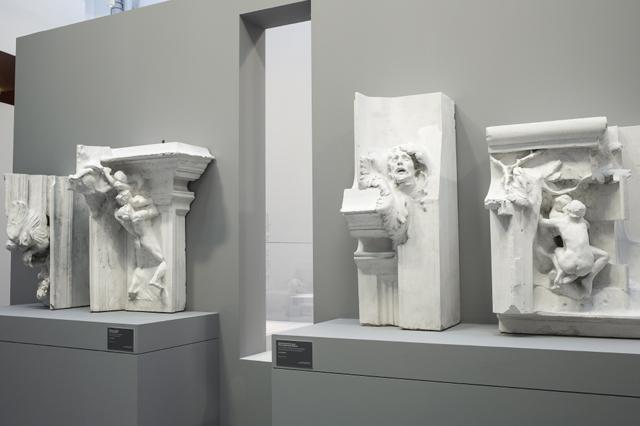 scenographie l'enfer selon Rodin