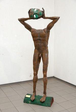 Головна скульптурна подія року: VII Всеукраїнська трієнале скульптури