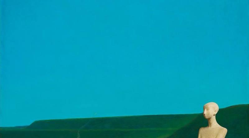 """""""Ранок"""": незвичний симбіоз скульптури та пейзажного живопису"""