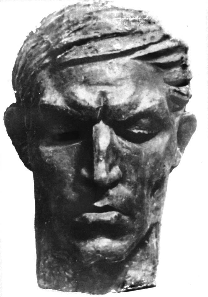 Портрет Василя Стуса. 1968