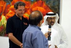 Abu-Dhabi önálló kiállítás