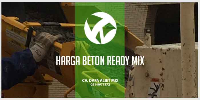 Harga Beton Ready Mix dengan Campuran Fly Ash