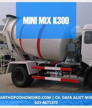 Minimix Beton Mutu K300