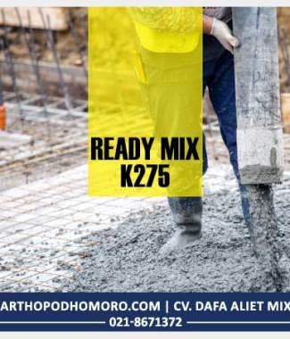 Harga ReadyMix K275