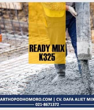 Harga Ready Mix K325