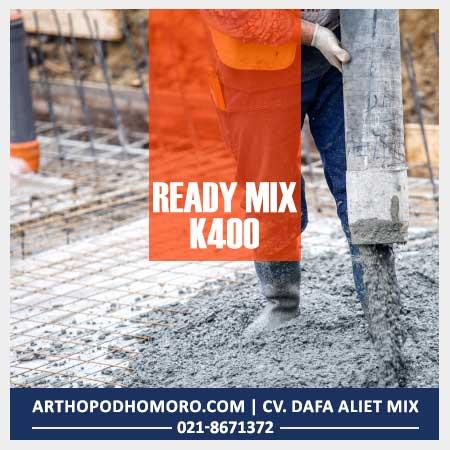 Harga Readymix K400