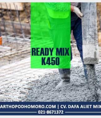Harga Ready Mix K450