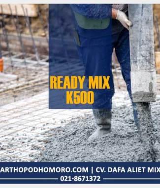 Harga Ready Mix K500