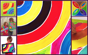 Artist Frank Stella Inspired