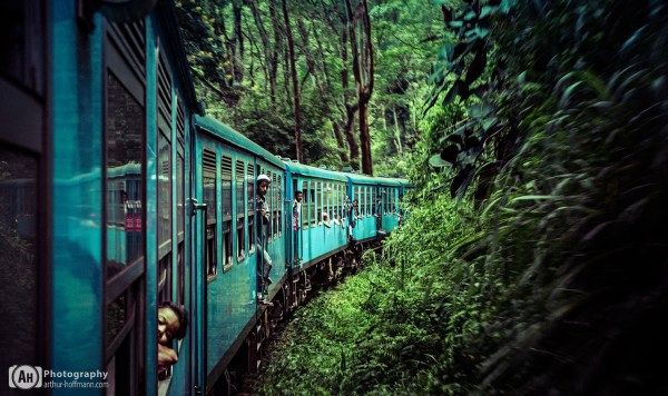 Kandy to Ella Train Ride