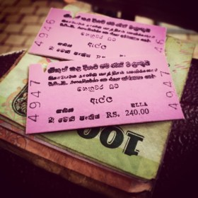 Kandy Railway Tickets