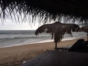 October is definitely not the best time for Sri Lanka