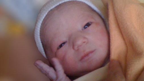 Deux minutes après ma naissance