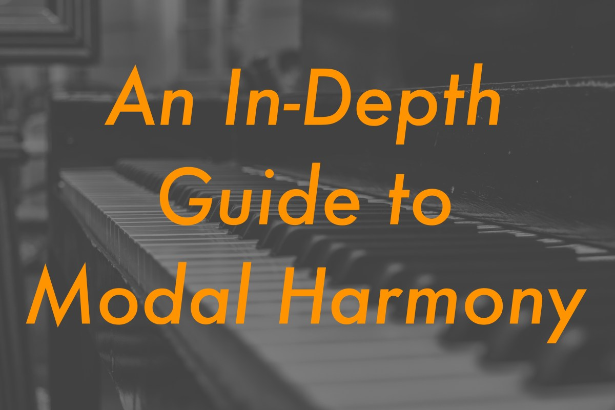 Modal Harmony: An In-Depth How-To Guide