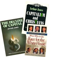 Financial/Political Books by Arthur Jones
