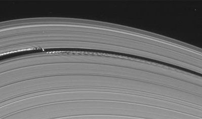 Setting – Why I Chose Saturn's Moon: Daphnis